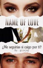 Name of love |Martin Garrix fanfic|  by giiojop