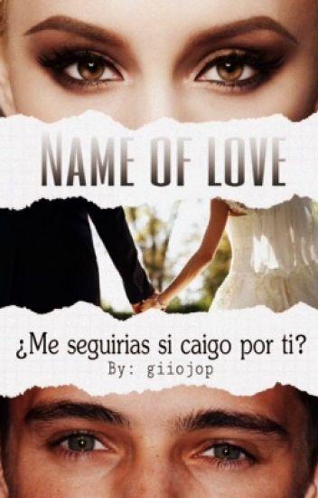 Name of love |Martin Garrix fanfic|