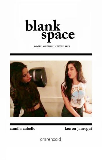 blank space; camren.