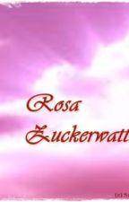 Rosa Zuckerwatte by xAlyeskah