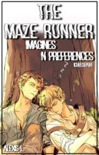 The Maze Runner Imagines/Preferences by icheesepuff