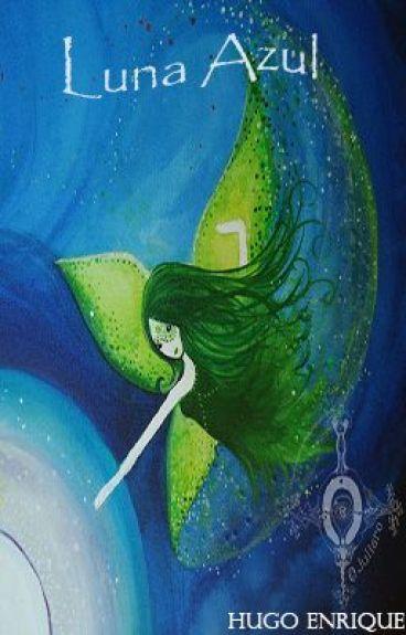 Luna Azul by amshel