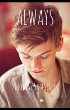 Always // Thomas Sangster by Iovtae