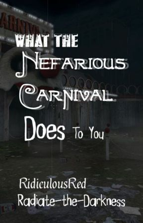 What The Nefarious Carnival Does To You (Percy Jackson Fanfiction) by RidiculousRed