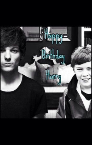 Happy Birthday Harry