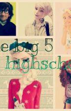the big 5 in highschool by jelsanatic1101