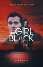 The Girl In Black by What_Big_EyesO_O