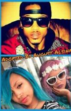 Adopted By August Alsina by Creole_Queen15