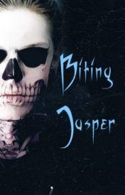 Biting Jasper by GiovannieStorm