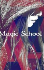 Magic School by IceCream0123