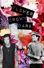 Flower Crown Dare || Larry Stylinson (Dutch) by _Meteora_