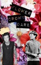 Flower Crown Dare || Larry Stylinson (Dutch) by _Meteora_