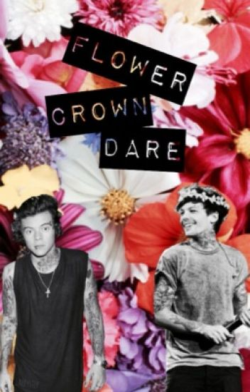 Flower Crown Dare || Larry Stylinson (Dutch)