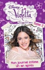 Violetta : première partie, saison 2 by Kamela61