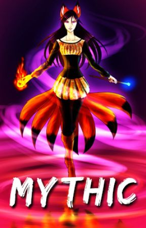 Mythic (NaNoWriMo14) by Skyhuntress