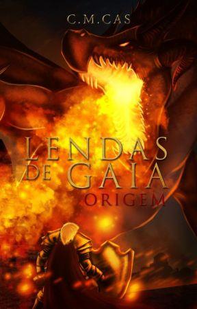Lendas de Gaia: Origem [AMOSTRA] by Marcellocas