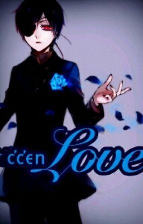 hidden love (adult!ciel x reader) oneshot - ciel x suicidal!reader