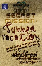 [Kingdom Hearts] Secret Mission: Summer Vacation by wingedtokki