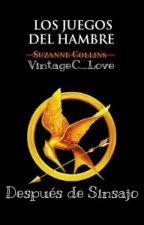 Los Juegos Del Hambre by VintageC_Love