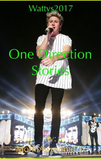 One Direction Stories #Wattys2017
