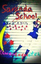 Saranda School by kawaiisugoiotaku