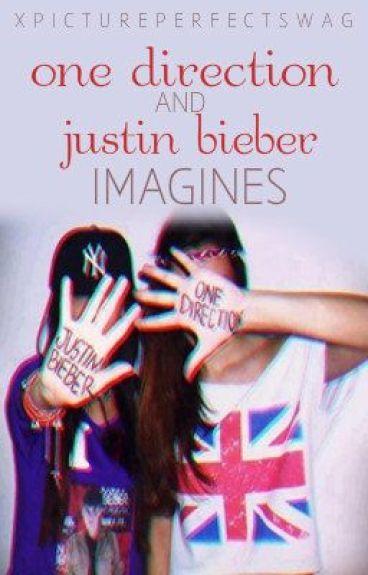 One Direction & Justin Bieber Imagines