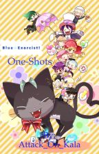Blue Exorcist One-Shots by L0n33r