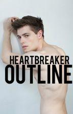 Heartbreaker Outline by imohkae
