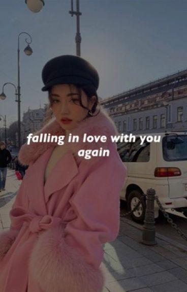 falling in love with him again // bts suga (min yoongi)
