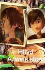 HTTYD A twins story by NatsuAndGray709