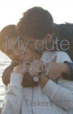 My Cute Boy→Muke by pastelclay