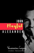John Alexander: PLAYFUL by VeroPossumus1