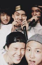 "All About BANGTAN BOYS""  (방탄수년단) by KoOkiePriNce24"