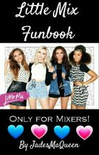 Little Mix Funbook by JadesMaQueen