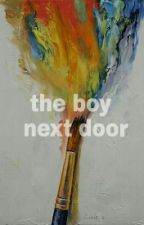 the boy next door » cashton a.u by coproIalia