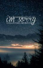 A Thousand Ways To Say I'm Sorry by Stillinthelabyrinth