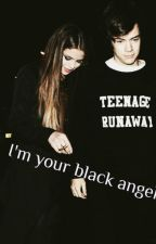 I'm your black angel by Elena169