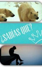 ¿SABIAS QUE? by LizethEspitia18
