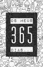 Os meus 365 dias by sleepy_food