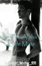 I'm The Alpha's Little Mate (BoyxBoy) by Secret_Writer_551