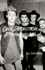One Direction Preferences 2 by CoCo9922