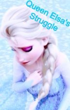 Queen Elsa's Struggle by megybug12732