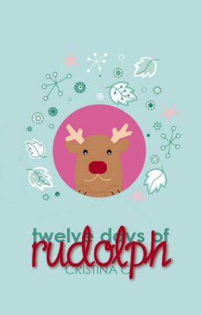 Twelve Days of Rudolph by crewneck