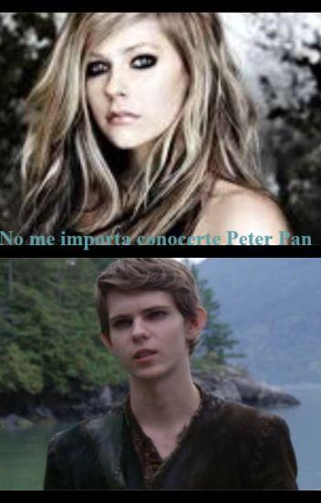 No me importa conocerte Peter Pan (Peter Pan/ Robbie Kay y tu)