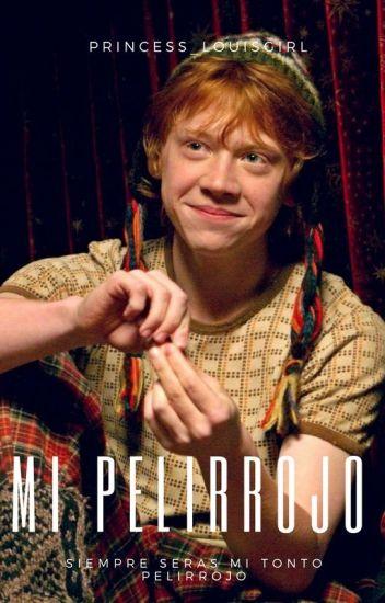 Mi Pelirrojo (Ron Weasley y tu) #Wattys2015