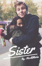 Sister (L.R.H.) by NicollMisha