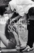 Matt's Little Sister by grungecamzy