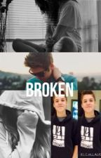 Broken (Matthew Espinosa) by BigDreamer713