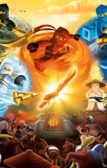 Your life in Lego Ninjago  ( x reader fanfiction/ reader insert)