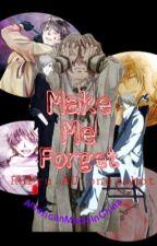 Make Me Forget (RuPru) by AmericanMadeInChina